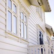 Erøyvik Trevare - Vindu fire rams, listverk, terassespiler etter ønsker profil