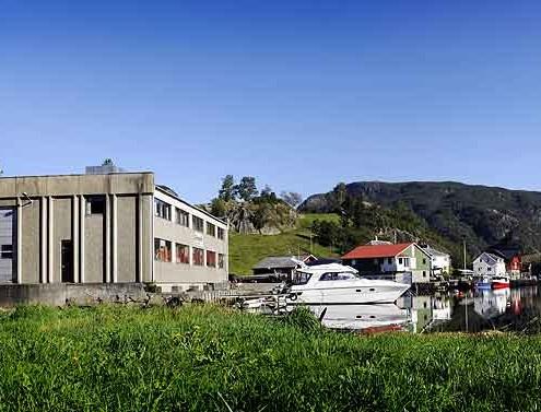 Erøyvik Trevare - Våre flotte produksjonslokaler