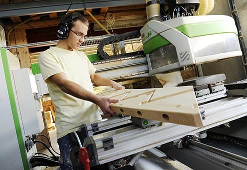 Erøyvik Trevare as - Moderne produksjon