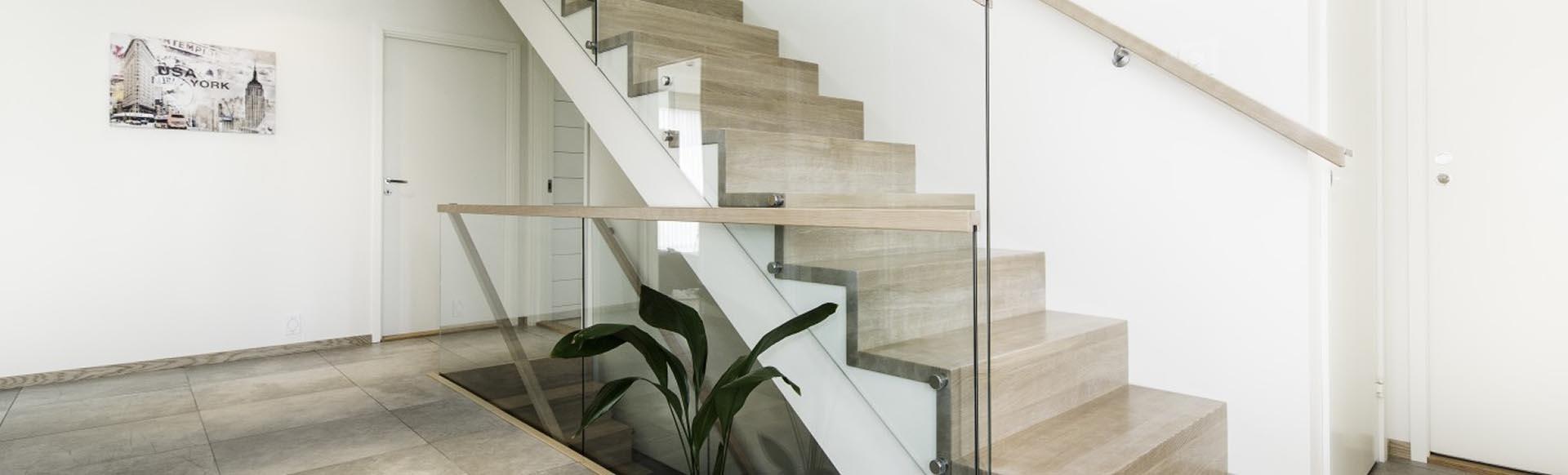 Erøyvik Trevare trapper